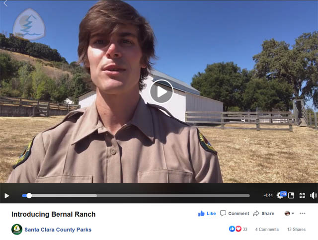Berrnal Ranch Video