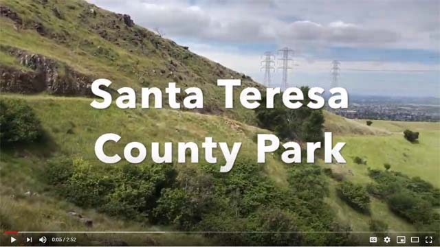 Koopman Video of Santa Teresa Park