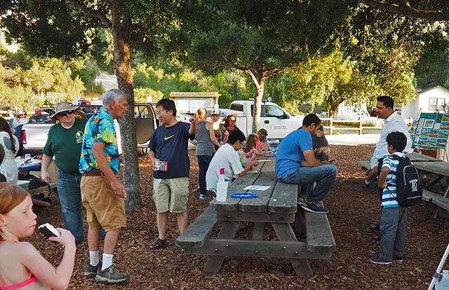 National Night Out, Santa Teresa Park, 8/5/17