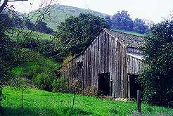 Barn at Joice Bernal Rancho